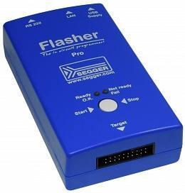 Flasher PRO, SEGGER MICROCONTROLLER GMBH & Co. KG